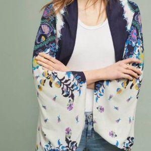 Anthropologie Metamorphosis Cocoon Kimono One Size